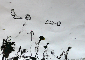 """""""paysage"""", tusche, 014"""