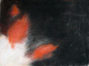 """""""Znüni"""", Pastell, 2014"""