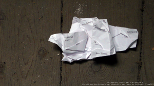 zwei Gedichte //nicht mal in Birnenform 1